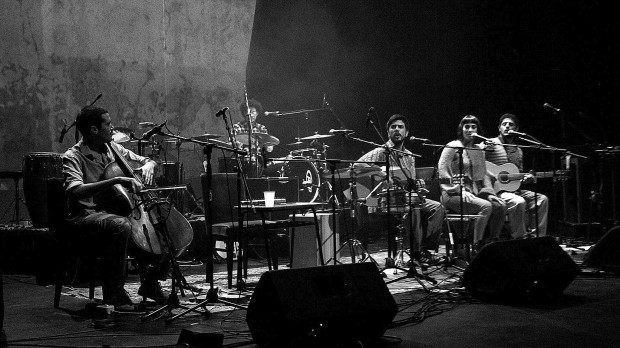 Foto por Cristhian Orta - LEM en Sala Zitarrosa